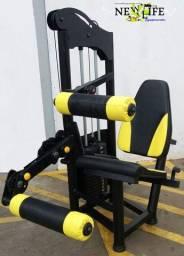 """Academia Completa Equipamentos de Musculação Newlife Equipamentos Standard 3"""""""