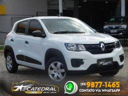 Renault Kwid 1.0 Flex 12V 5p Mec. 2018/2019