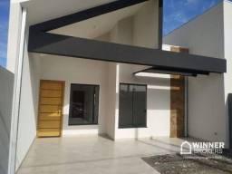 Casa com 2 dormitórios à venda, 65 m² por R$ 155.000,00 - Jardim Altantico - Mandaguaçu/PR