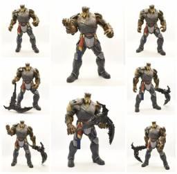 Título do anúncio: Boneco Marvel Legends Cull Obsidian - Children of Thanos