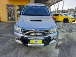Título do anúncio: Hilux SRV Diesel 2014 C/ 82.000km Original 4