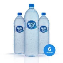 Água Mineral natural 1,5L sem gás c/12 uni