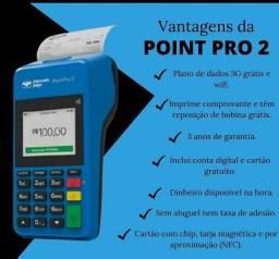 Título do anúncio: Maquina Pro 2 Mercado Pago