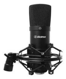 Microfone condensador Alctron
