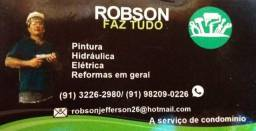Robson Faz Tudo na Construção Civil