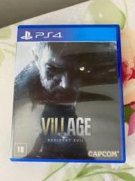 Residente Evil Village (com código)