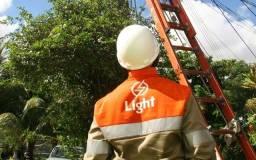 Eletricista Profissional padrão Light Credenciado Parcelamos em até 12 x