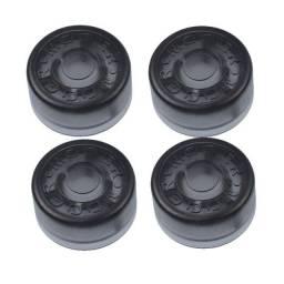 Candy Toppers Mooer em preto translúcido (9 peças)