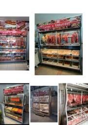 Título do anúncio: Balcões de carnes