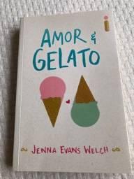 Título do anúncio: Livro Amor e Gelato