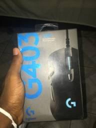 Mouse gamer g403