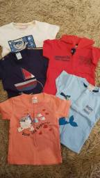 Camisetas Baby