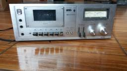 Tape Deck - Aiwa ad 6300 - Estudo trocas