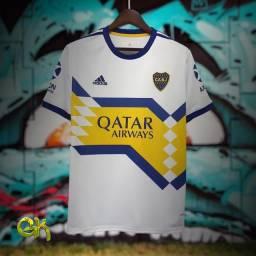 Camisa Adidas Boca Juniors 2 (G)