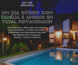 Chácara Três Lagos (alugue com total privacidade)