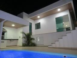 Casa Financiada no Residencial Taruma - R$ 420.000,00