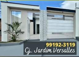Título do anúncio: 02 ou 03qts, casa nova no Planalto com guarita