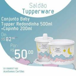 Tupperware combo tupper baby
