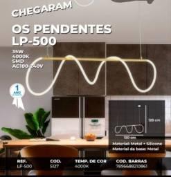 Título do anúncio: Pendente Bastão led 35W 1,20 Lp500 Dourado