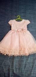 Vestido de festa baby