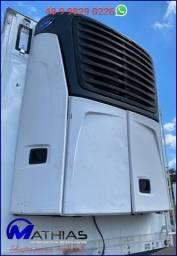 Carrier 2100 ano 2012 + carreta refrigerada 28 paletes randon