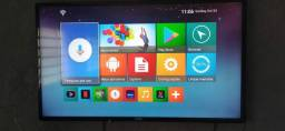 Título do anúncio: Tv Samsung + rack