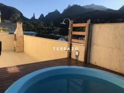 Cobertura com 4 dormitórios à venda, 144 m² por R$ 820.000,00 - Alto - Teresópolis/RJ