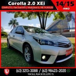 Toyota Corolla 2.0 Dual VVT-i Flex XEi Multi-Drive S 2015/2016