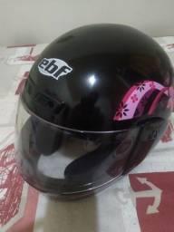 Vendo capacete FEMININO