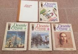 Título do anúncio: Fascículos da Coleção Desenhe e Pinte Editora rioGráfica 1985
