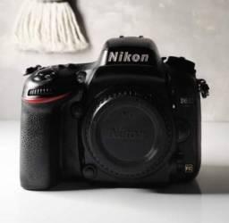 Câmera Nikon D610 - Corpo