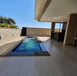 Título do anúncio: Casa Condomínio Fechado à venda, 4 quartos, 4 suítes, 3 vagas, Jardim Sul - Uberlândia/MG