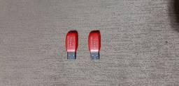 2 Pen drive da 16 gb