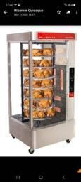 Maquina de frango super moderna e econômica