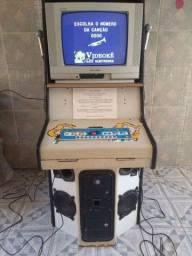 Máquina de Videokê