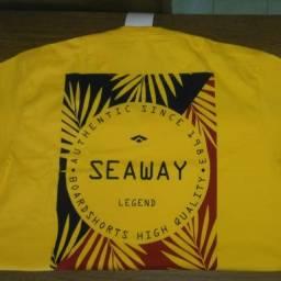 Título do anúncio: Bermudas e camisas