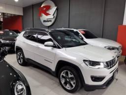 Título do anúncio: COMPASS 2018/2019 2.0 16V FLEX LONGITUDE AUTOMÁTICO