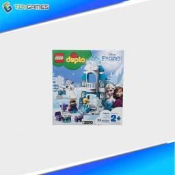 Título do anúncio: Blocos de Montar LEGO Frozen Castelo de Gelo