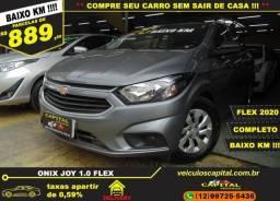 Título do anúncio: Chevrolet ONIX 1.0 JOY 8V FLEX 4P MANUAL