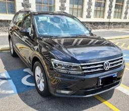 VW Tiguan AllSpac  ConfortLine 1.4T 2019 Único Dono