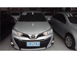 Título do anúncio: Toyota Yaris 2019 1.5 16v flex sedan xs multidrive