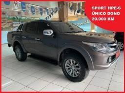 l200 triton 2.4 16v, turbo diesel, sport hpe-s 4x4