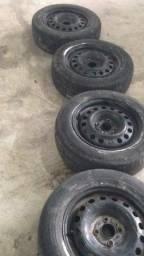 Título do anúncio: 400, Rodas 14 com pneus