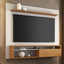 Painel sofisticado para tv até 60 polegadas. Entrega grátis em toda Macaé.