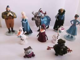Action figure miniaturas Frozen
