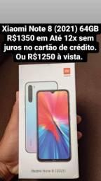 Título do anúncio: Smartphones Xiaomi vários Modelos.