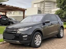 Título do anúncio: Land Rover Discovery Sport Diesel SE 2017