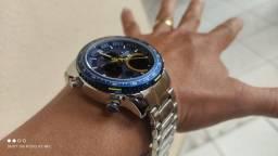 Relógio Masculino Naviforce Original Digital e Analógico 9182