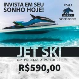 Título do anúncio: Jet ski parcelado