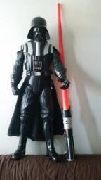 Boneco raro Darth Vader 81cm sagra Star Wars